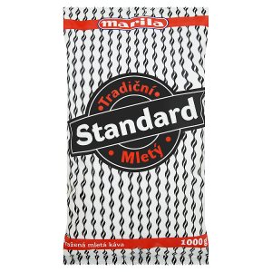 Marila Standard pražená mletá káva 1000g