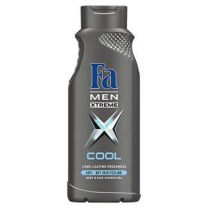 Fa Men Xtreme sprchový gel Cool 400ml Tesco