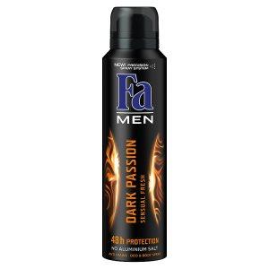 Fa Men deodorant Dark Passion 150ml Tesco