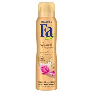 Fa deodorant Oriental Moments 150ml ROSSMANN