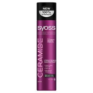 Syoss lak na vlasy 300ml, vybrané druhy Tesco