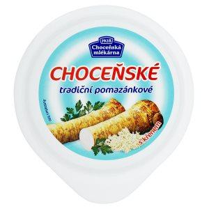 Choceňské tradiční pomazánkové 150g, vybrané druhy