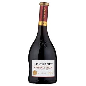 J.P. Chenet Cabernet-Syrah červené polosuché víno 0,75l