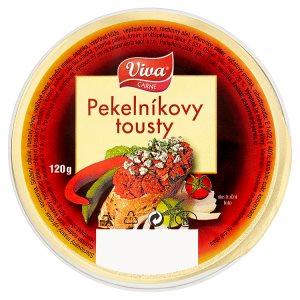 Viva Carne Pekelníkovy toasty 120g
