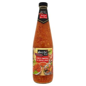 Exotic Food Authentic Thai Chilli omáčka na mořské plody 725ml
