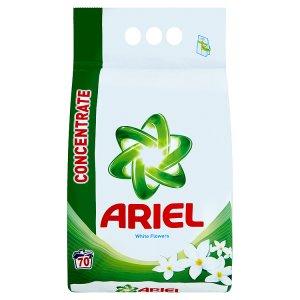 Ariel prací prášek 70 dávek, vybrané druhy Ráj drogerie