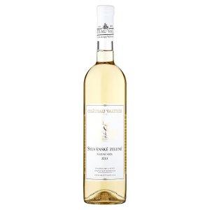 Château Valtice Sylvánské zelené 2013 pozdní sběr bílé víno suché 0,75l