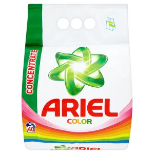 Ariel prací prášek 40 dávek, vybrané druhy