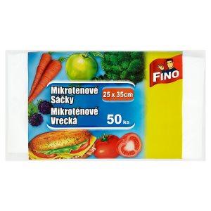 Fino Mikrotenové sáčky 25 x 35cm 50 ks Prima Drogerie