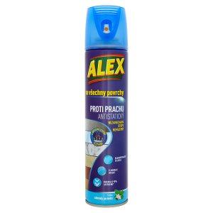 ALEX Proti prachu antistatický na všechny povrchy s vůní zahrady po dešti 400ml Prima Drogerie