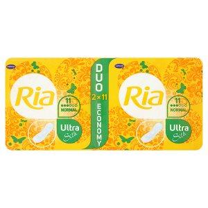 Ria Ultra Normal ultratenké dámské vložky 22 ks ROSSMANN