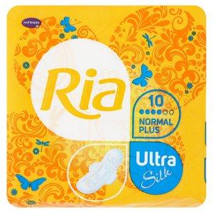 Ria Ultra Normal plus ultratenké dámské vložky 10 ks Albert