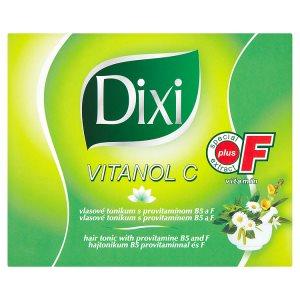 Dixi Vitanol C vlasové tonikum s provitamínem B5 a F 6 x 10ml ROSSMANN
