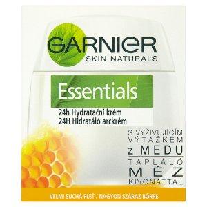 Garnier Skin Naturals Essentials 24h hydratační krém s vyživujícím výtažkem z medu 50ml Teta drogerie