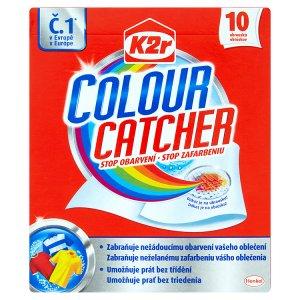 K2r Colour Catcher Prací ubrousky 10 ks Penny Market