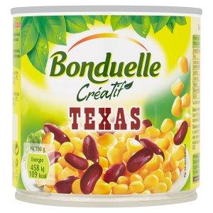 Bonduelle Créatif zeleninová směs vakuovaná v mírně slaném nálevu 340g, vybrané druhy