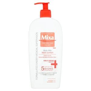 Mixa Multi-comfort tělové mléko 400ml Teta drogerie