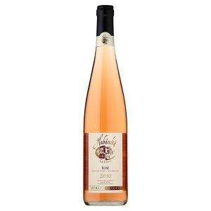 Habánské Sklepy Svatovavřinecké suché jakostní víno rose 0,75l