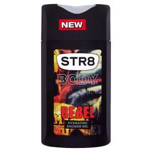 STR8 Rebel hydratační sprchový gel 250ml Teta drogerie