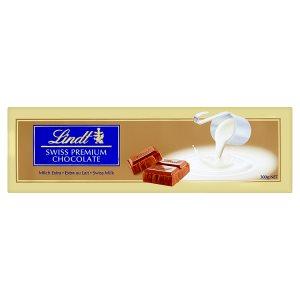 Lindt čokoláda 300g, vybrané druhy