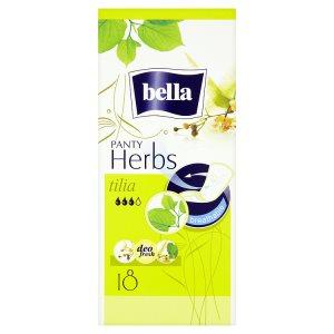 Bella Herbs Tilia slipové vložky 18 ks Prima Drogerie