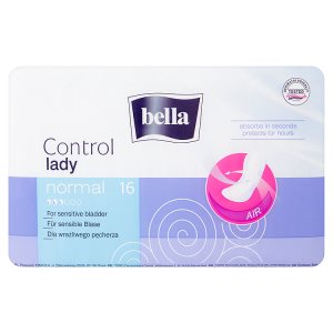 Bella Control Lady normal urologické vložky 16 ks
