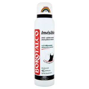 Borotalco Invisible deodorant 48h 150ml Albert
