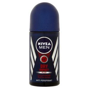 Nivea Men kuličkový antiperspirant 50ml, vybrané druhy Lidl