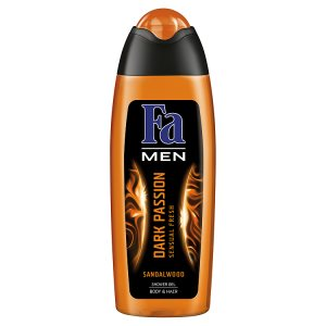 Fa Men Dark Passion Sprchový gel 250ml TOP drogerie