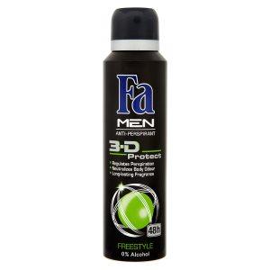 Fa Men 3-D protect freestyle antiperspirant sprej 150ml Albert