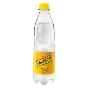 Schweppes Indian tonic 0,5l