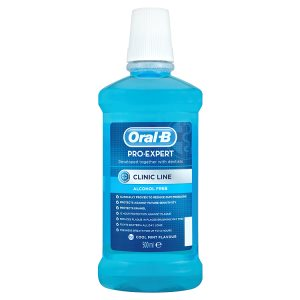 Oral-B Pro-expert clinic line ústní voda 500ml TOP drogerie