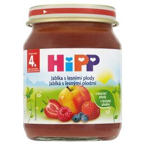 HiPP Ovocný příkrm vybrané druhy 125g Tesco