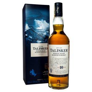 Talisker 10 letá jednosladová skotská whisky 700ml
