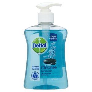 Dettol antibakteriální mýdlo 250ml, vybrané druhy Tesco