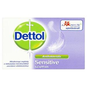 Dettol Sensitive toaletní mýdlo 100g