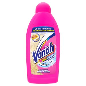Vanish Šampón na čištění koberců 500ml TOP drogerie
