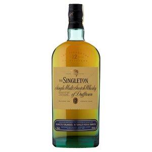 The Singleton of Dufftown 12YO 0,7l