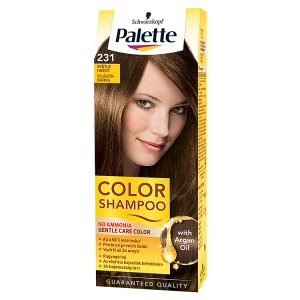 Schwarzkopf Palette Color Shampoo barva na vlasy, vybrané druhy Šlak