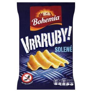 Bohemia Vrrruby! 65g, vybrané druhy