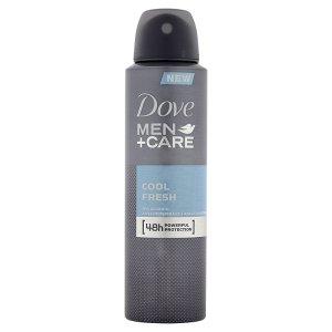 Dove Men+Care antiperspirant sprej 150ml, vybrané druhy