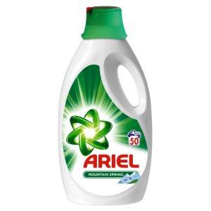 Ariel gel na praní 50 dávek, vybrané druhy Albert