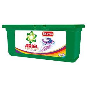 Ariel gelové kapsle 32 dávek, vybrané druhy dm drogerie markt
