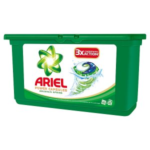 Ariel gelové kapsle 42 dávek, vybrané druhy Kaufland