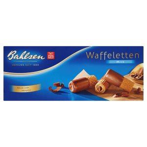 Bahlsen Wafeletten ruličky s čoko 100g