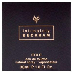 David Beckham Intimately Toaletní voda pro muže 30ml ROSSMANN