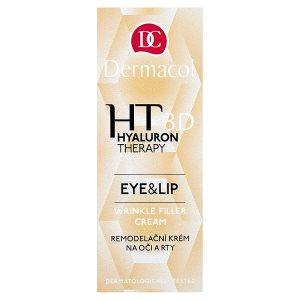 Dermacol HT 3D Hyaluron Therapy remodelační krém na oči a rty 15ml Prima Drogerie