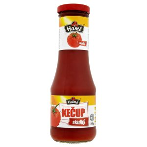 Hamé Kečup 300g, vybrané druhy