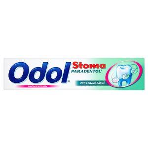 Odol Stoma Paradentol Zubní pasta bez fluoru pro zdravé dásně 75ml