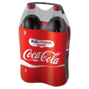 Coca-Cola 2 x 2,25l